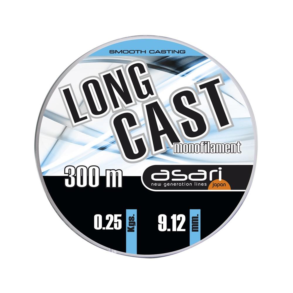 B/300 m ASARI LONG CAST 0,18 mm
