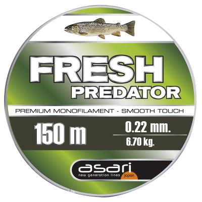 B/150m ASARI FRESH PREDATOR 0,16 mm