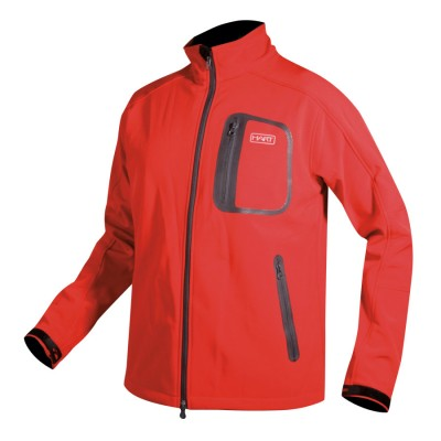 Soft shell HART EDITION c.Red Tª 2XL