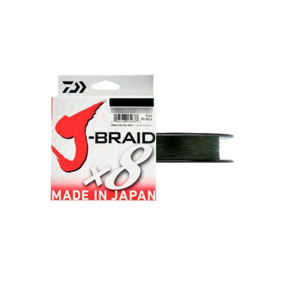 TRESSE JBRAID 8B 500M 20/100 V