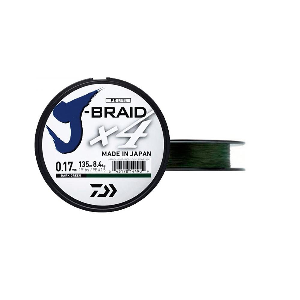 TRENZADO JBRAID 4B 270M 10/100V