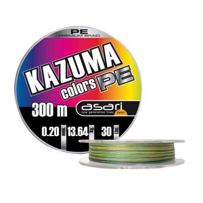 B/300m ASARI KAZUMA COLORS PE 0.18mm
