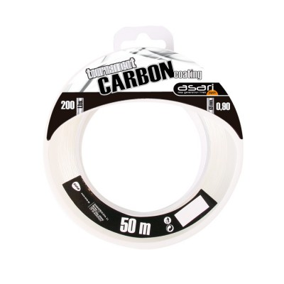 B/50m ASARI TOURNM CARBON COATING 110 lb