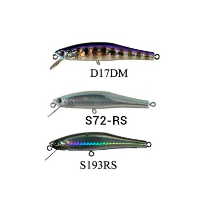PEZ DUO LARUS MINNOW S72-RS 95 mm