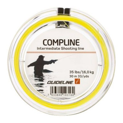 COMPLINE YELLOW interm 30m/35lbs