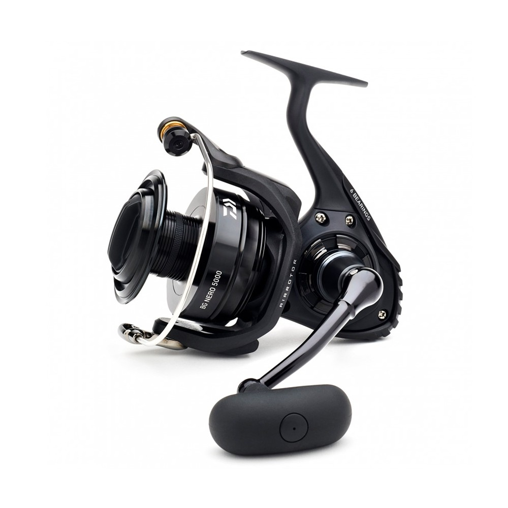 Moulinet BLACK GOLD NERO Daiwa