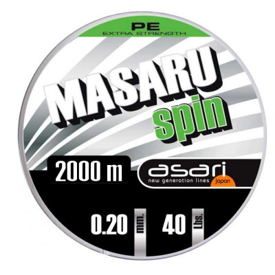 ASARI MASARU SPIN B/2000 OFERTA