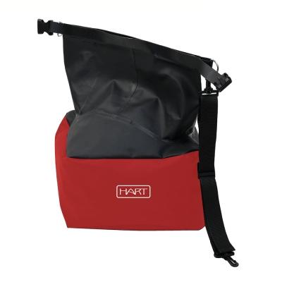 Watertight PVC bag Hart bow