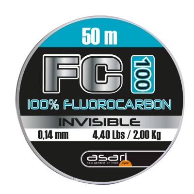 Asari FC-100 Fluorocarbon 50m
