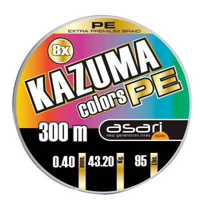 Asari Kazuma Pro colors PE...
