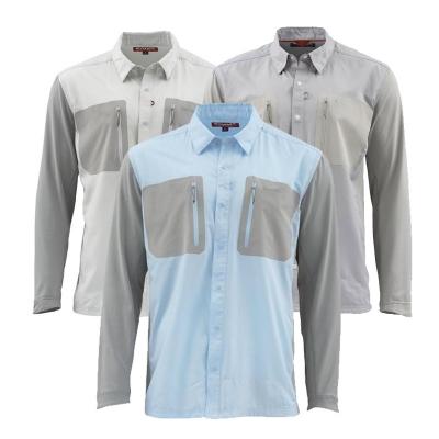 Camisa Simms Tricomp cool