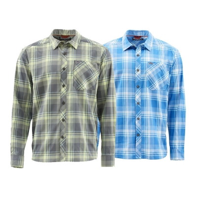 Camisa Simms Outpost