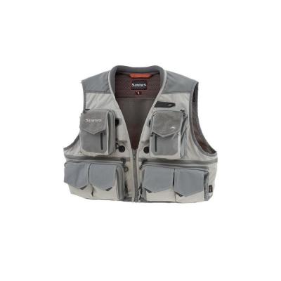 Simms G3 guide vest cinder