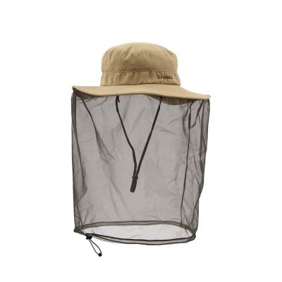 Simms Bugstopper net hat cork
