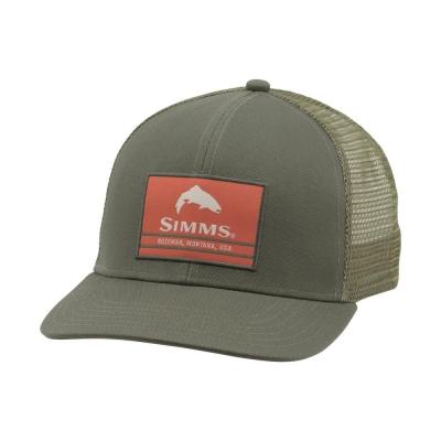 Simms Original patch trucker