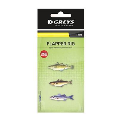Greys Hook Flapper Outlet
