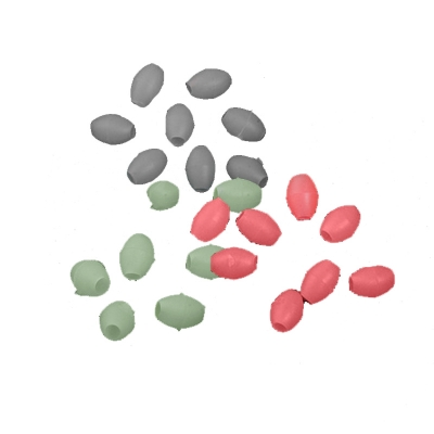 Perle Vercelli blandas ovale