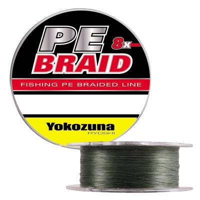 Tresse Yookozuna 8x Pe Braid