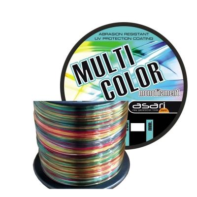 Nylon Asari Multicolor 1000m